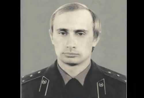 Путин войник