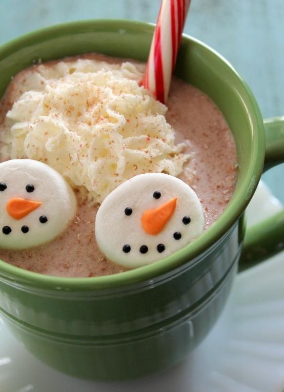 Коледна идея за закуска 2015
