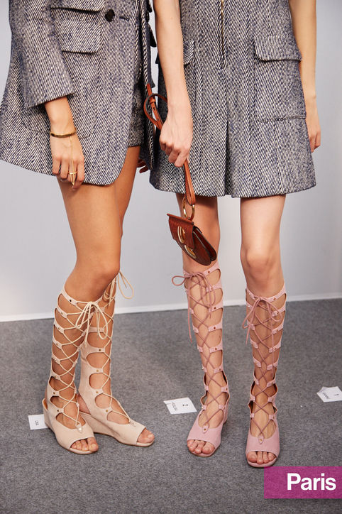 Римски сандали 2015