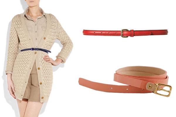 Как да носите колан върху жилетка 2014