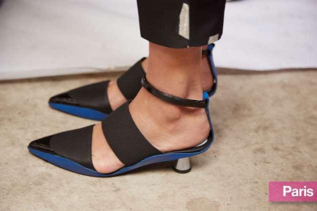 Обувки с нисък ток 2015
