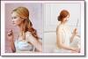 Стилни прически за дами с дълга коса за 2015