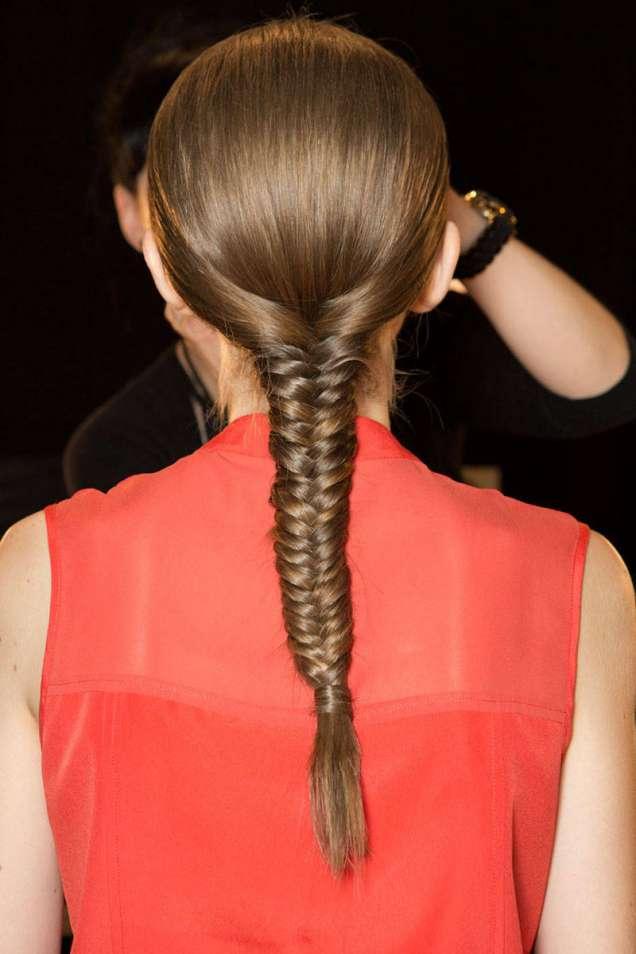 Плитка за дълга коса 2015