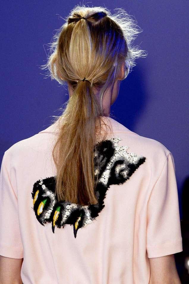 Коса на опашка