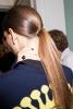 Ниска опашка с изправена коса