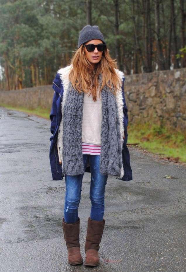 ежедневно облекло за разходка зима 2015