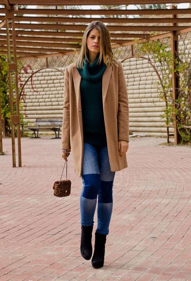 ежедневно стилно палто зима 2015