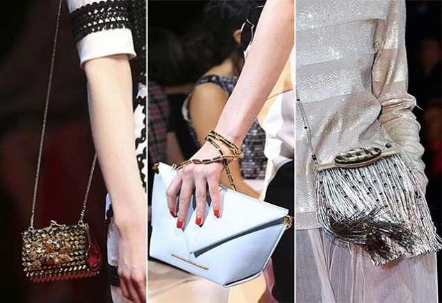 Малки и елегантни чанти 2015
