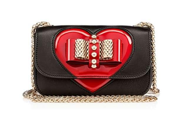 Малка елегантна чанта със сърце 2015