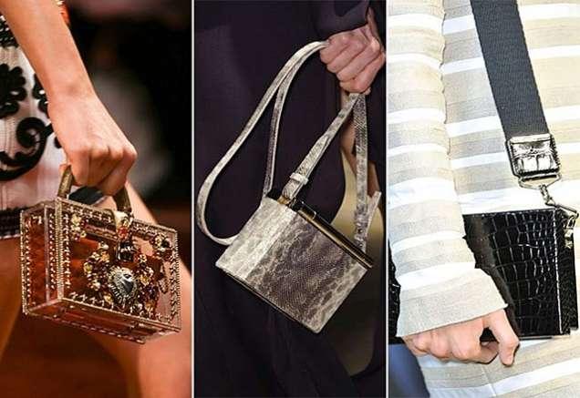 Чанти тип мини куфар 2015