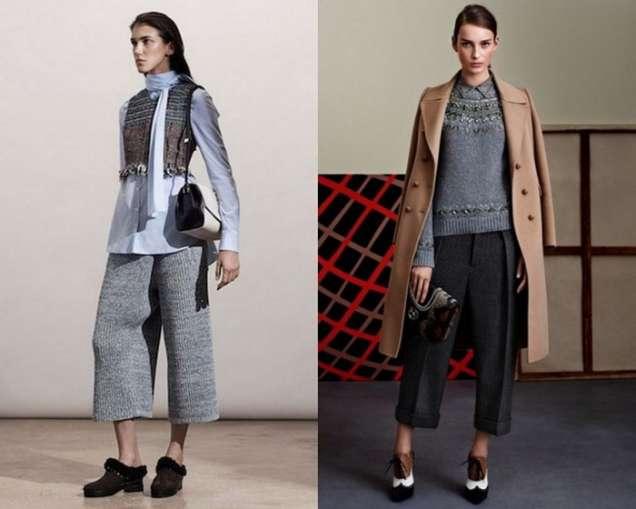 Модерни панталони за пролет 2015