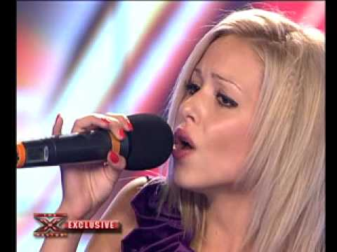Боби Тихолова X Factor