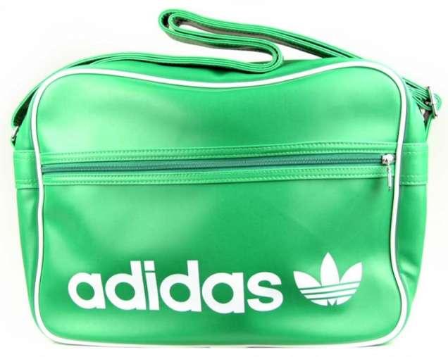 Зелена спортна чанта 2015