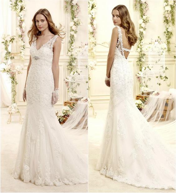 Сватбена рокля 2015