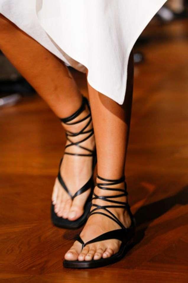 Спортни римски сандали 2015