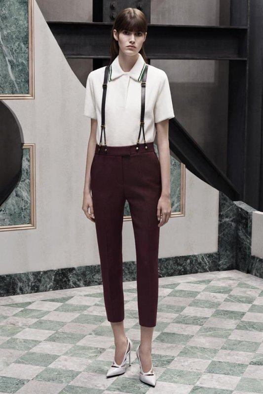 Комбинация панталон с тиранти 2015