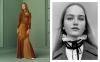 Дълги рокли и високи яки за пролет 2015