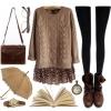 Фантастични модни комбинации за една незабравима зима