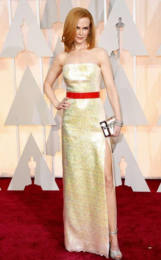 рокля Никол Кидман