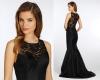 Черна шаферска рокля