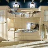 Класическа детска стая - 2 легла