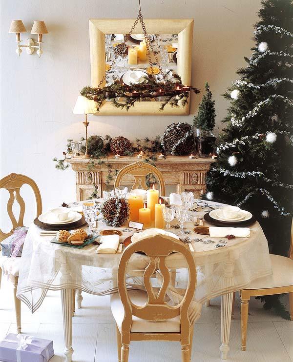 Красива трапеза на Коледа 15