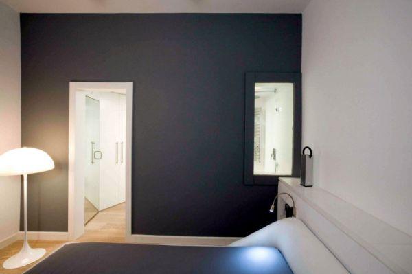Просторен апартамент в  Барселона - спалня