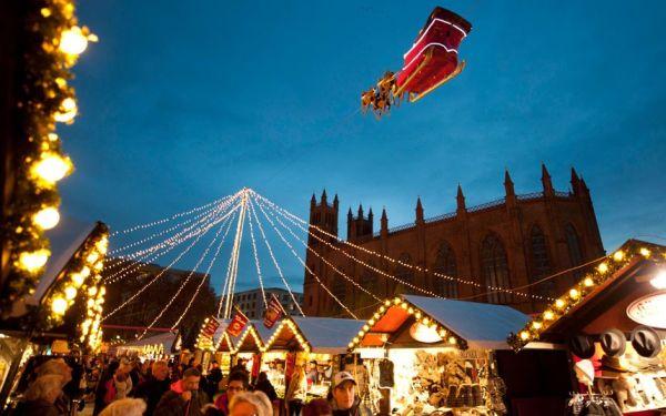 Коледен базар в Германия 7