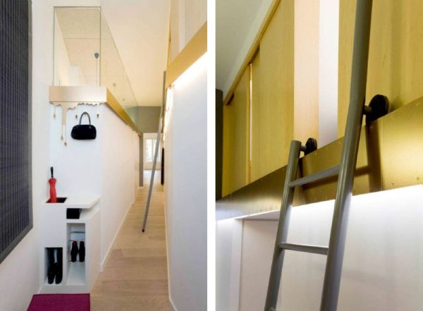 Просторен апартамент в  Барселона - интериор