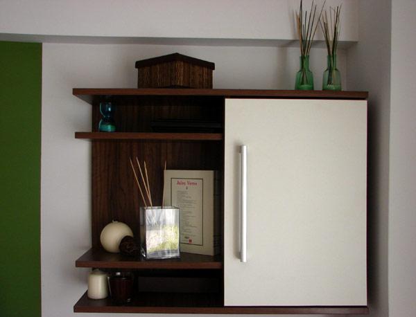Свеж апартамент в Букурещ - шкафче