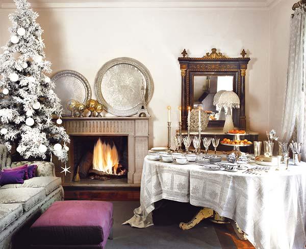 Красива трапеза на Коледа 24