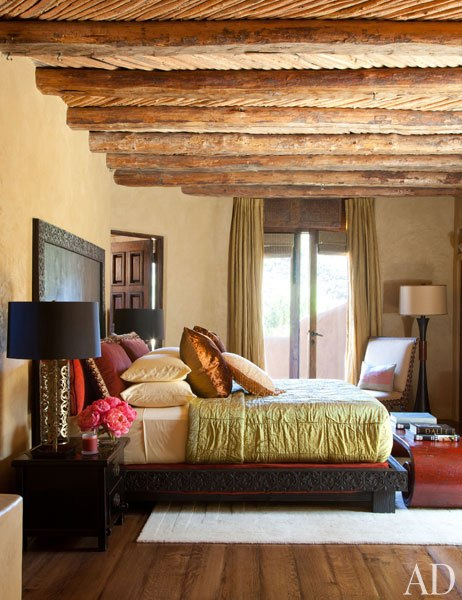 Домът на Уил Смит - спалня за гости