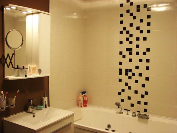 Свеж апартамент в Букурещ - баня