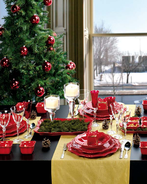 Красива трапеза на Коледа 13