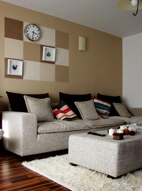 Свеж апартамент в Букурещ - удобен диван