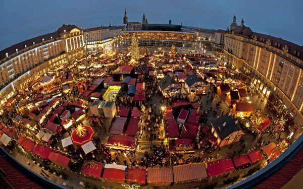 Коледен базар в Германия