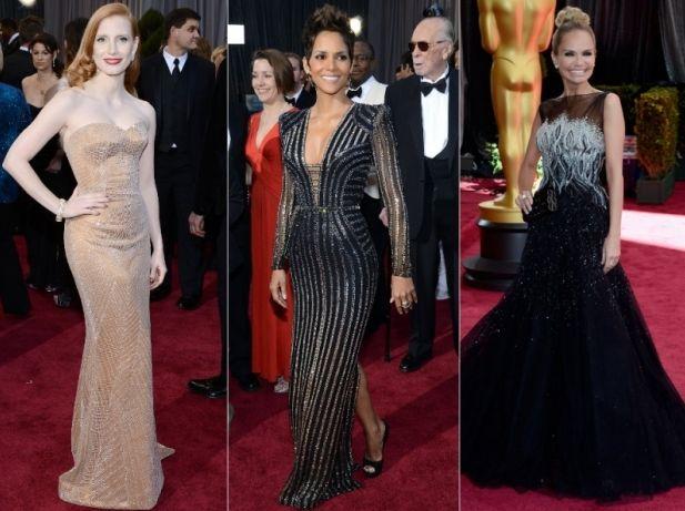 Роклите на звездите Оскарите
