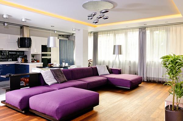Модерен апартамент в Одеса