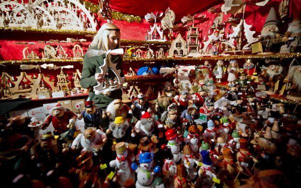Коледен базар в Германия 1