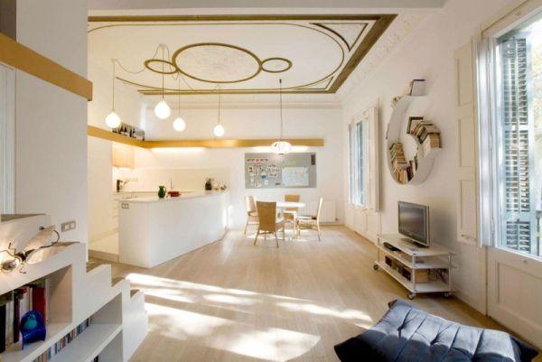 Просторен апартамент в  Барселона