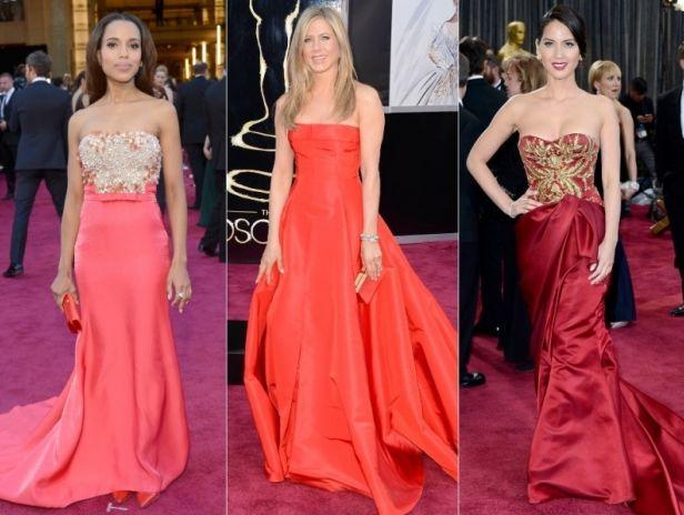 Роклите на звездите Оскарите 2013