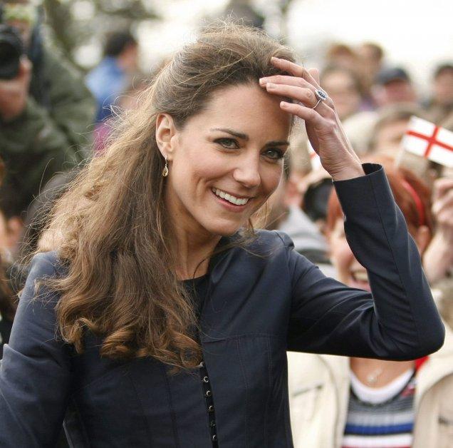 Мания по носа на херцогиня Катрин