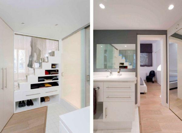 Просторен апартамент в  Барселона - интериор детайли