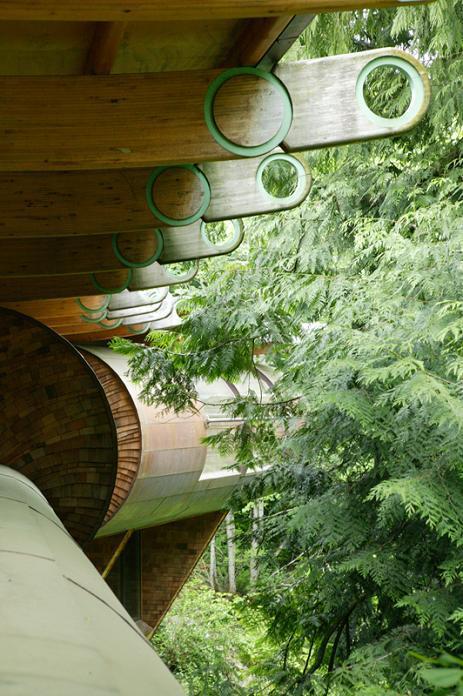 Резиденция Уилкинсън - страхотна къща в гората
