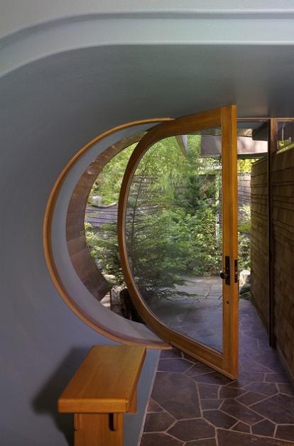 Резиденция в гората - интериор