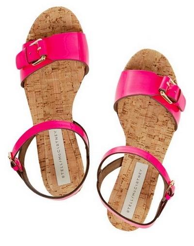 Равни сандали лято 2015