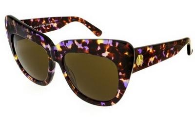 Цветни слънчеви очила лято 2015