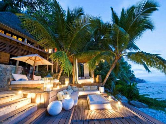Хотел на Сейшелските острови