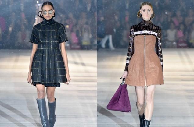 Мода есен 2015 от Диор