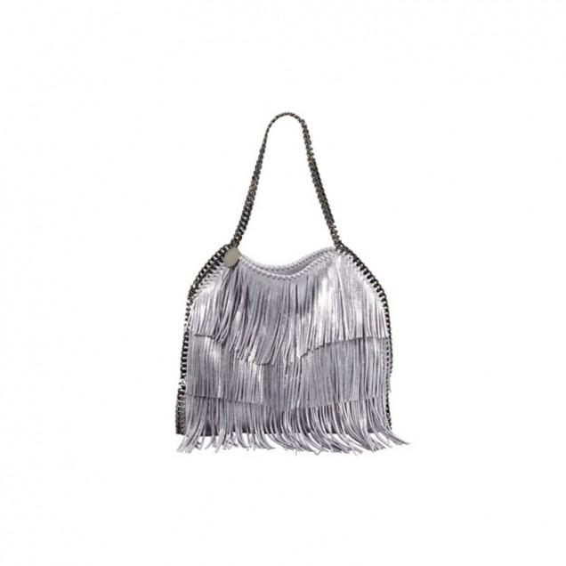Екстревагантна чанта с ресни есен 2015